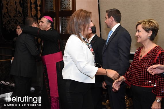 Le Maillon Beirut-Ashrafieh Social Event Syriac Catholic Charity Association Annual Dinner at Le Maillon - part 1 Lebanon