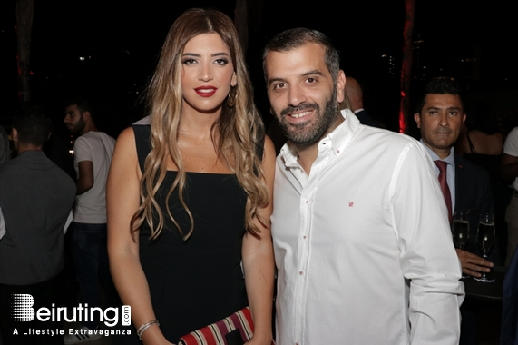 Le Gray Beirut  Beirut-Downtown Nightlife Farewell Celebration Honouring GM Georges Ojeil Lebanon