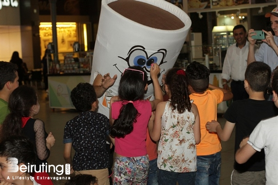 Kids LeMall Saida Iftar with Alghino.NGO Lebanon