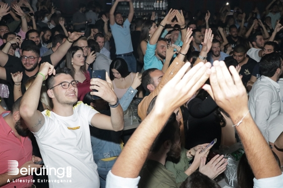 Loco The Club Dbayeh University Event Student Committee Presents Maher Jah at Loco Lebanon