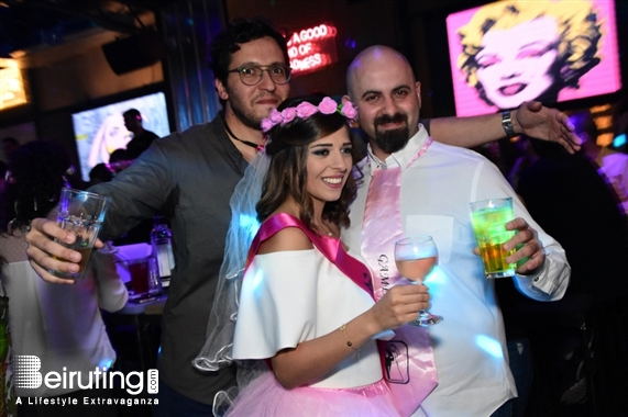 Loco The Club Dbayeh Nightlife Bachelorette party at Loco The Club Lebanon
