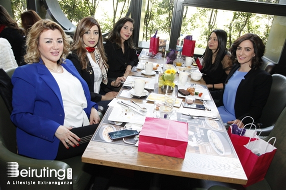 Al Mandaloun Cafe Beirut-Ashrafieh Social Event Lycee Montaigne Mother's Day Brunch Lebanon