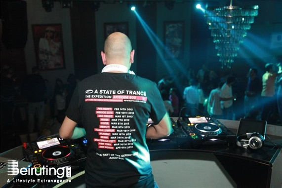 Palais by Crystal Beirut-Monot Nightlife MIX FM RnB Night Lebanon