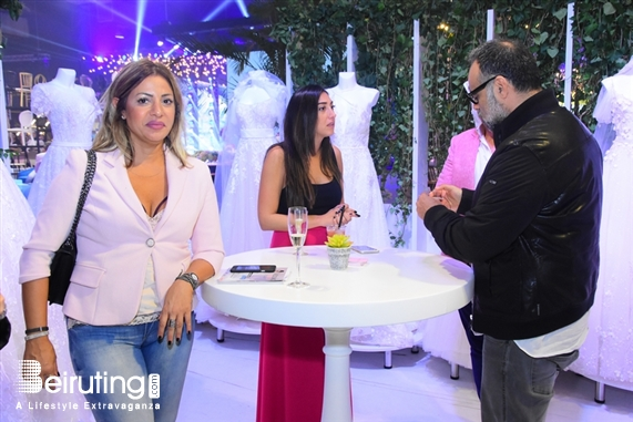 Beirut Waterfront Beirut-Downtown Fashion Show Maison Lesley 2019 Bridal Collection Launch Lebanon