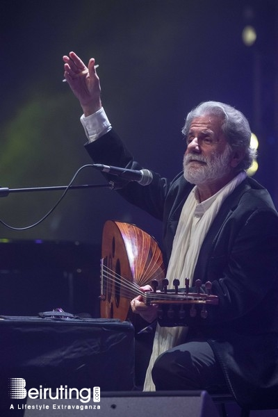 Activities Beirut Suburb Festival Marcel Khalife at Jezzine Festival Lebanon