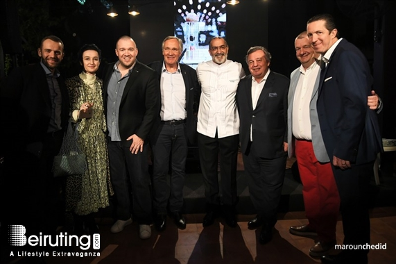 Social Event Maroun Chedid Celebrates 30 Years of Passion & Excellence in Lavish Event Lebanon