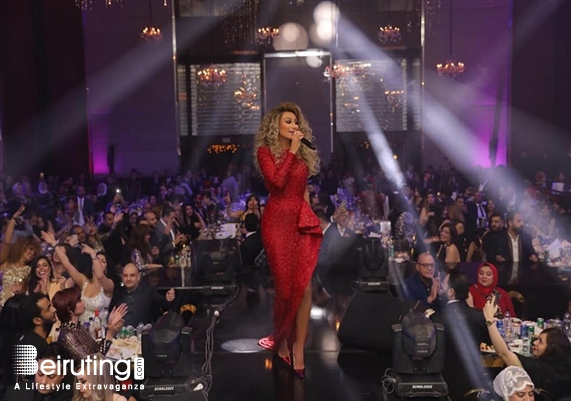 New Year NYE with Maya Diab in Egypt Lebanon