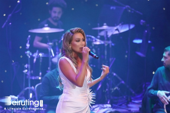 Travel Tourism Maya Diab at Stars on Board Lebanon