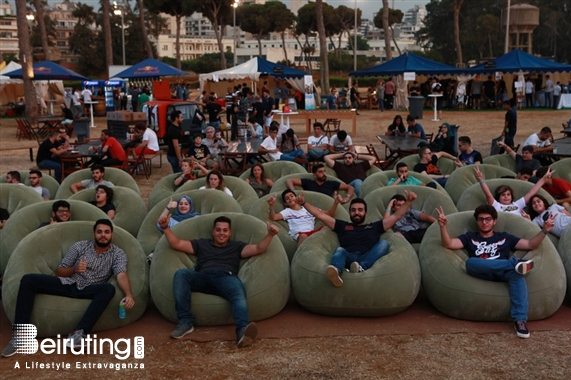Hippodrome de Beyrouth Beirut Suburb Outdoor Middle East Gaming Festival Lebanon