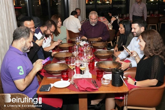 Kempinski Summerland Hotel  Damour Social Event The Michelin star Chef returns to ROJO Lebanon
