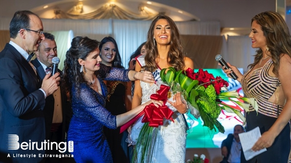 Social Event Miss Lebanese Emigrants Lebanon