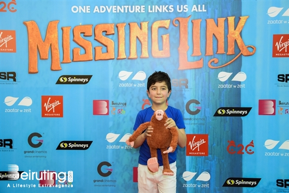 ABC Dbayeh Dbayeh Social Event LOVE IS THE LINK – Avant Premiere of 'The Missing Link' with Virgin Megastore Lebanon