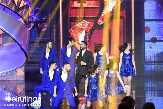 Casino du Liban Jounieh Nightlife Murex d'Or 2019 Lebanon
