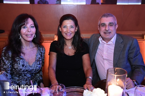 The Smallville Hotel Badaro Social Event Launching Lebanon Aerobatic Challenge dinner Part 2 Lebanon