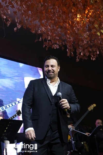 New Year NYE with Assi El Hallani at Cairo Concorde el Salam Lebanon