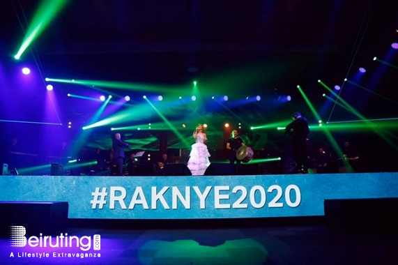 New Year NYE with Najwa Karam at Ras Al Khaima Lebanon
