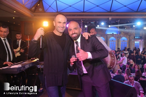 Activities Beirut Suburb Concert Naji Osta on New Year's Eve  Lebanon