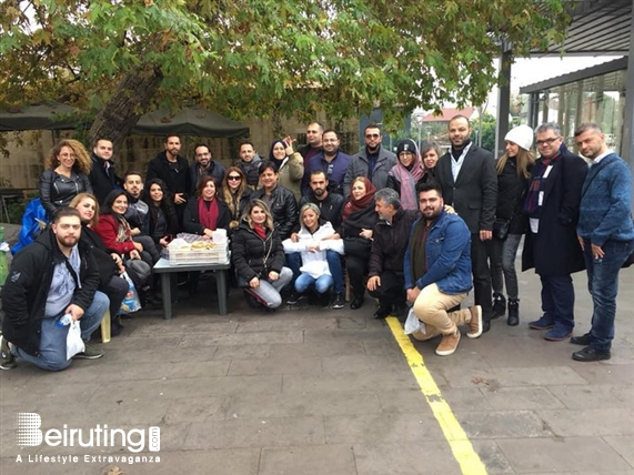 Around the World Social Event Nakhal organized a special trip to Turkey with Wings of Lebanon Lebanon