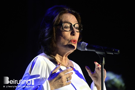 Byblos International Festival Jbeil Festival Nana Mouskouri at Byblos International Festival Lebanon