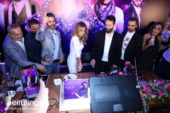 Social Event Launch of The Talent with Nawal el Zoghbi and Rashed Al-Majed Lebanon