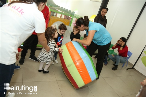 Windmill Playground Jounieh Kids Noah's Birthday Celebration Lebanon