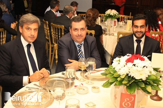 Le Maillon Beirut-Ashrafieh Social Event Red Cross Baabda 1st Annual Charity Gala Dinner  Lebanon