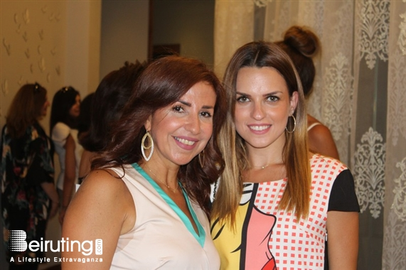 Kempinski Summerland Hotel  Damour Social Event Resense Spa hosts a beauty workshop with the renowned Dermatologist Dr. Salima El Hajj Lebanon