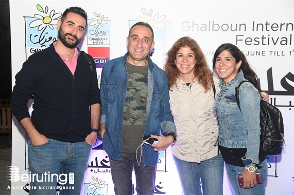 Ghalboun International Festival Jbeil Festival Michel Fadel at Ghalboun Festivals 2018 Lebanon