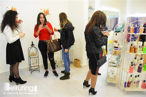 Social Event Opening of Savanah Shop Lebanon