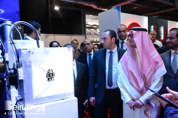 Forum de Beyrouth Beirut Suburb Exhibition SmartEx Exhibition Lebanon