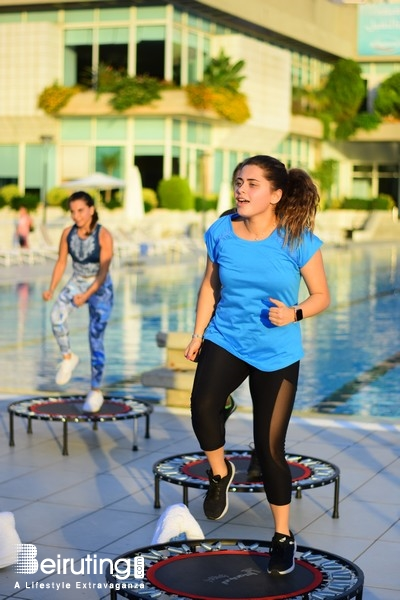 Mtayleb Country Club Dbayeh Outdoor Steel Programs Update Fitness Event Part2 Lebanon