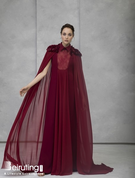 Fashion Show Tony Ward Ready-To-Wear Fall Winter 2020-21 Collection Lebanon