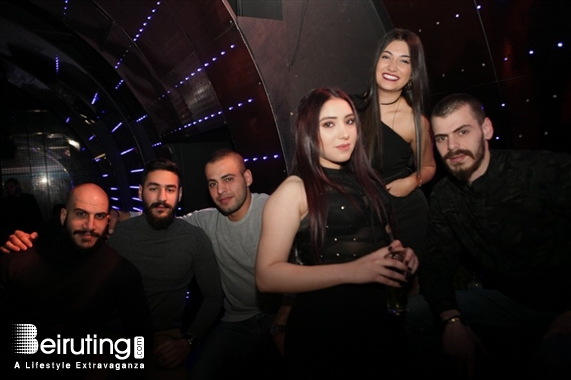 Taiga Beirut Beirut-Monot Nightlife Taiga Beirut on Friday Night Lebanon
