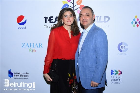 Sursock Palace Beirut-Ashrafieh Gala Dinner Teach A Child Gala Dinner at Sursock Palace Lebanon