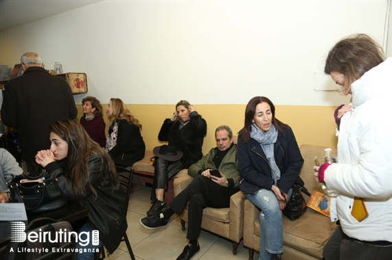 Tournesol Theatre Beirut Suburb Theater 62 events by Josyane Boulos Lebanon
