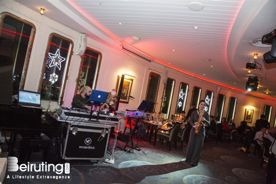 Titanic Restaurant Bar-Le Royal Dbayeh Nightlife New Year's Eve at Titanic Piano Bar  Lebanon