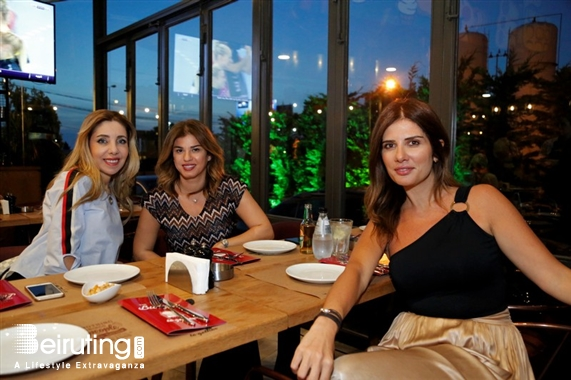 To-Gather Dbayeh Social Event Food tasting with The Famous Recipe-Pierre Rabbat Lebanon