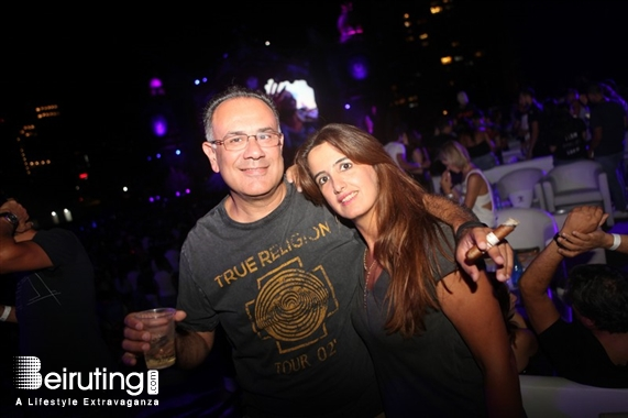 Biel Beirut-Downtown Festival UNITE With Tomorrowland Lebanon