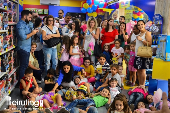Activities Beirut Suburb Kids Toys4Less Hazmieh Opening Lebanon