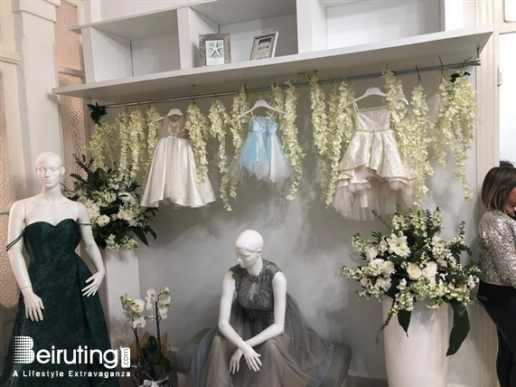 Activities Beirut Suburb Store Opening  Fadwa Hayek Couture Opening Lebanon