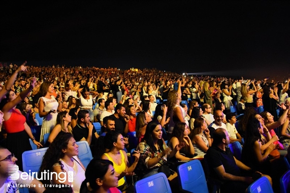 Beirut Waterfront Beirut-Downtown Concert Wael Kfoury at Beirut Holidays Lebanon