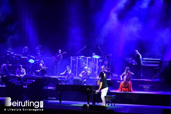 Beirut Waterfront Beirut-Downtown Concert YANNI at Beirut Holidays Lebanon