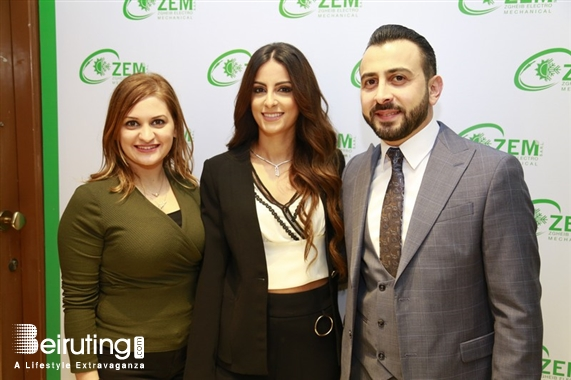 Activities Beirut Suburb Social Event Opening of ZEM's new offices  Lebanon