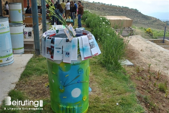 Kroum Ehden Ehden Outdoor Eco Challenge & ART Waste Contest Business Members Lebanon