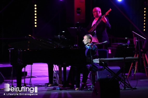 Beirut Waterfront Beirut-Downtown Concert Ziad Rahbani at Beirut Holidays Lebanon