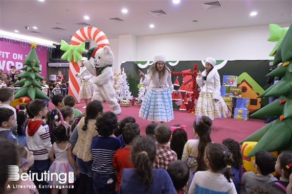 CityMall Beirut Suburb Social Event Christmas decoration at CityMall Lebanon