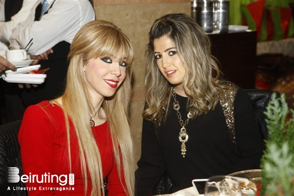 Le Maillon Beirut-Ashrafieh Social Event Armenian Red Cross Gathering Lebanon