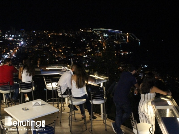 Bay Lodge Jounieh Nightlife Bay Lodge-The Terrace on Monday Night Lebanon