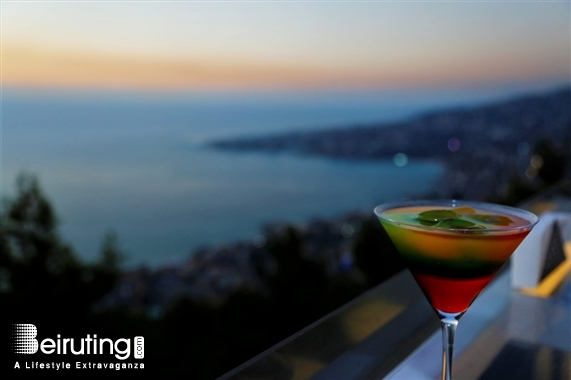 Bay Lodge Jounieh Social Event Bay Lodge-The Terrace on Saturday Lebanon