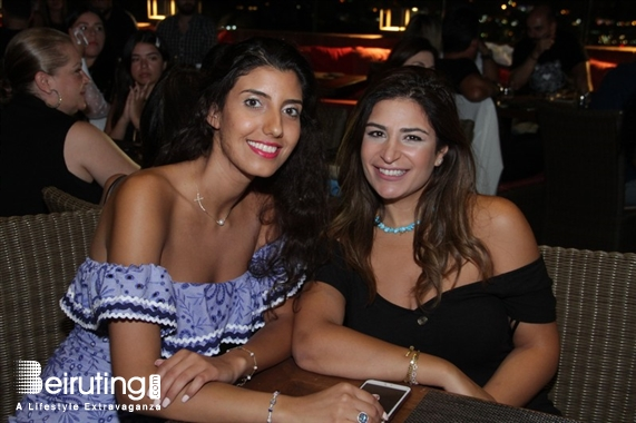 Burj on Bay Jbeil Nightlife Faraj Hanna at The View Lebanon